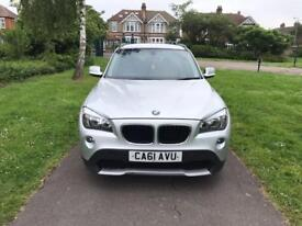 BMW X1 2.0 Diesel Xdrive Manual