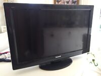 "Panasonic Viera 32"" television"