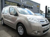 CITROEN BERLINGO MULTISPACE 1.6 i 16v VTR Estate 5dr (beige) 2009