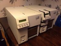 2x CAB Apollo 2 Professional Label Printers - Full Working Order - Barcode / Courier Label Printing