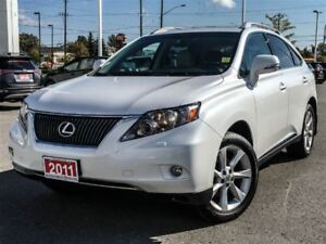 2011 Lexus RX 350 NAVIGATION+NEW TIRES AND BRAKES!