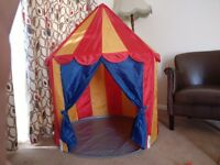 Kids Ikea circus tent
