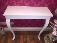 HAIR DRESSERS TABLE - BEAUTY TABLE - USED (MINT CONDITION)