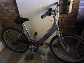 Valletta Bike unused present