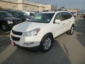 2011 Chevrolet Traverse AWD 2LT