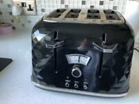 De Longi Toaster 4slice used condition