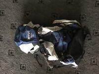 Vango Fitzroy 65L hiking backpack