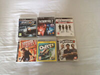 Ps3 Games ****6 for £10***