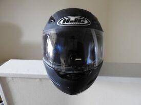 HJC medium bike helmet