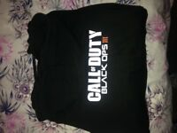 Call of duty onsie's teenage/small mens