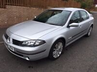 RENAULT LAGUNA EXPRESSION ** 2005 ** ONLY 69,000 MILES ** FULL SERVICE HISTORY **