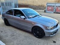 CLEAN EXAMPLE 55-2005 BMW 320 CD SE COUPE TURBO DIESEL 1995cc = £1695.00