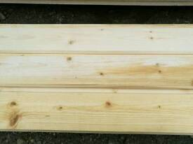 Half Lap Cladding Boards (18mm x 121mm)