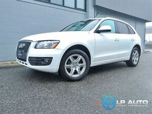 2012 Audi Q5 2.0T Premium! Only 73000kms! Easy Approvals!