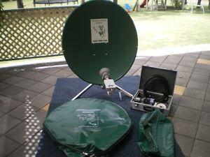 For sale:- ANT portable internet satellite system - as new. McLaren Vale Morphett Vale Area Preview
