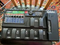 GNX3000 Multi Effects Guitar Workstation / Pedal & Cable