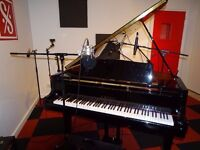 Affordable music recording services in a brand new recording studio in Stockport, Greater Manchester