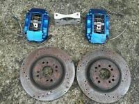 Brembo big brakes fiesta st ( sierra rs turbo escort cosworth xr4i vxr vw audi )
