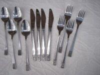 12 piece Viners Cutlery set