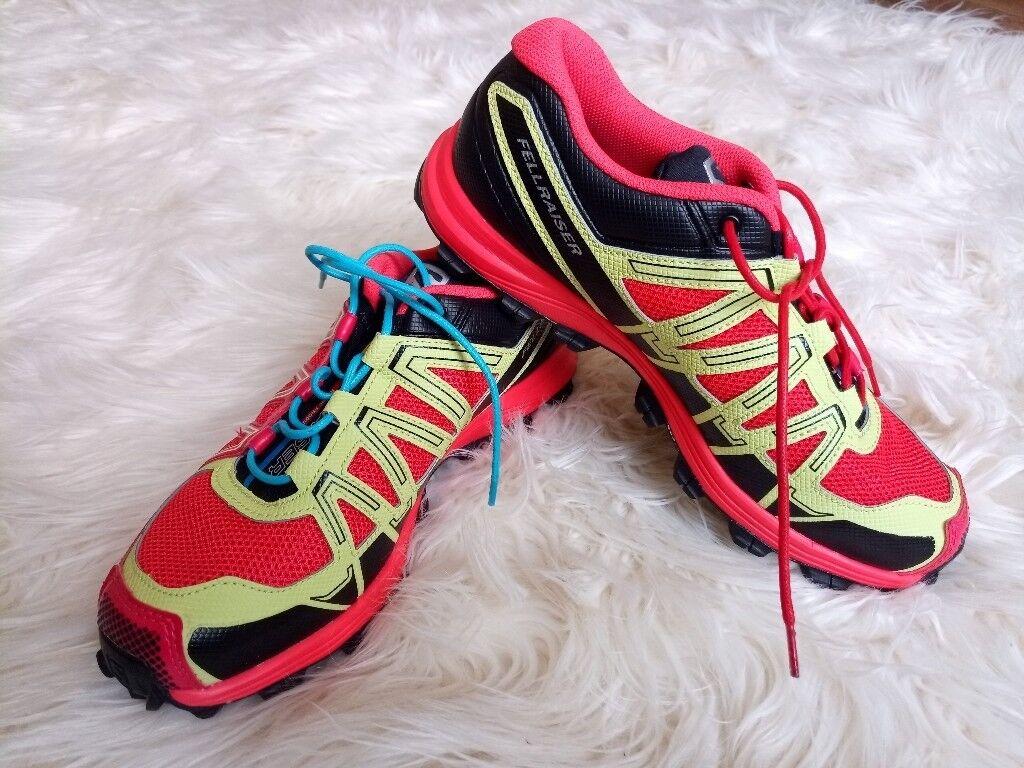 6ca23df64eb7 ... get salomon fellraiser women red sport shoes 00de9 31f46