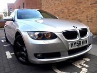 ((BMW 3 SERIES 320d FULL SERVICE HISTORY 1 YEAR MOT P/X HPI CLEAR‼️