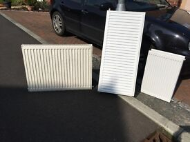 Radiators used but great condition.
