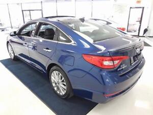 2015 Hyundai Sonata 2.4L Limited CUIR/TOIT/MAGS/NAVI 101$/semain West Island Greater Montréal image 5
