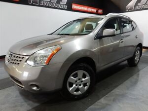 2009 Nissan Rogue S-AWD-A/C-EXCELLENTE CONDITION
