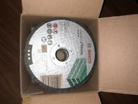 Bosch cutting discs