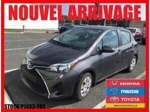 2015 Toyota Yaris LE / BLUETOOTH / ÉCRAN TACTILE / AIR CLIM