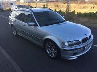 BMW 330D M Sport Touring Manual