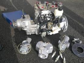 582 ROTAX AIRCRAFT ENGINE