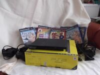Slimline Sony PlayStation 2 Original Bundle.