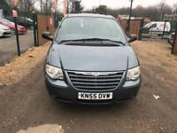 CHRYSLER VOYAGER 7 SEATS AUTO DIESEL LOW MILEAGE