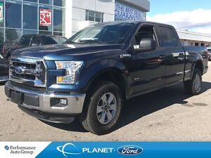 2015 Ford F-150 XLT 4X4 CREWCAB 3.5L ECOBOOST 300A TOW PACKAGE