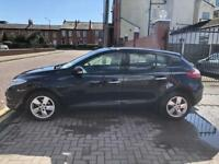 Renault Megane 1.5dci 2009 £30 tax 5 door full History mot 4.4.19