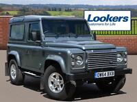 Land Rover Defender 90 TD XS STATION WAGON (grey) 2015-01-27