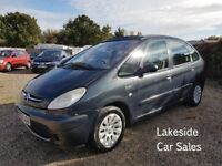 Citroen Xsara Picasso 2.0 Diesel 5 Door MPV Estate, Full Service History, Long MOT, Tow Bar Fitted.
