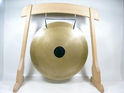 Gongständer aus Buchenholz bis max. Ø 60cm