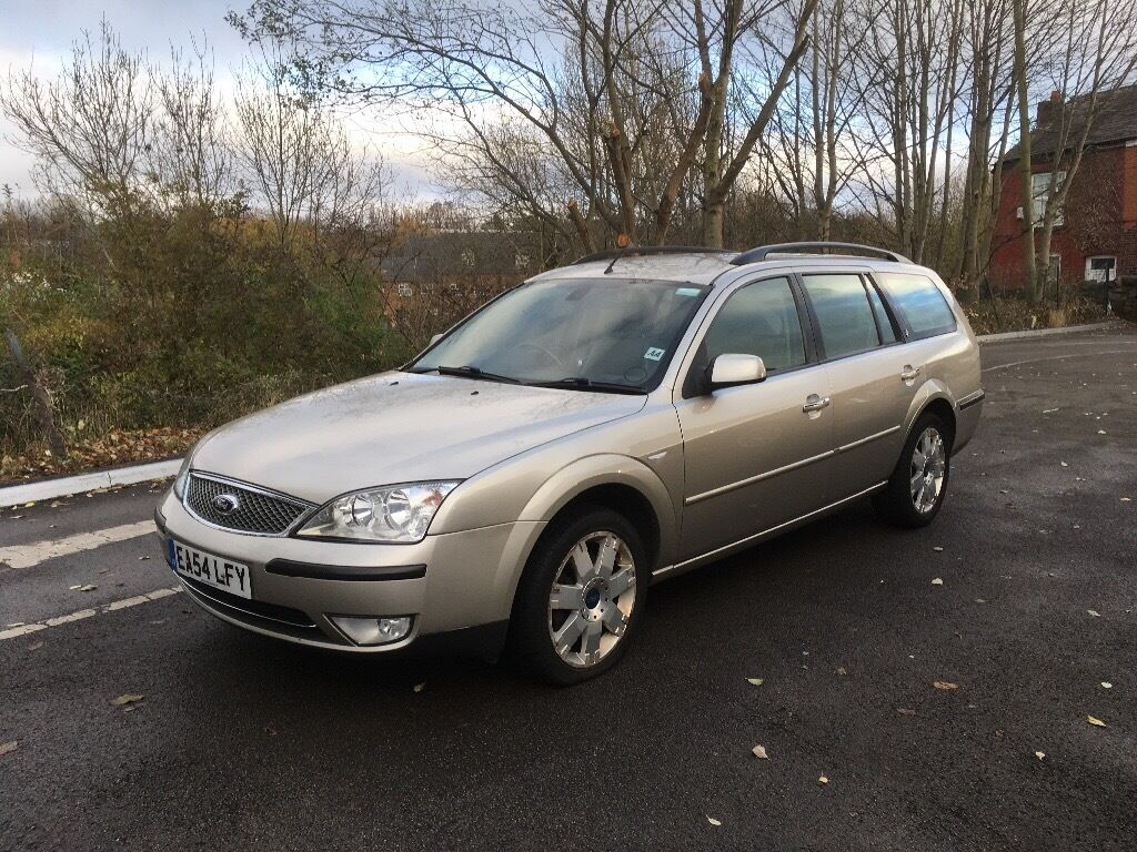 Ford mondeo diesel Ghia estate 2004