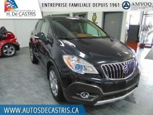 2014 Buick Encore *CUIR, SIEGES CHAUFFANTS, MAGS