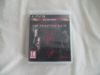 Metal Gear Solid: The Phantom Pain PS3