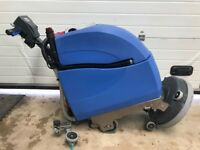 Numatic TTB 4045 Floor Scrubber Drier Re-con Machine