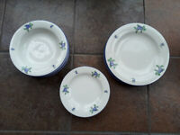 Royal Doulton Blueberry Dinnerware