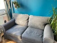Ektorp sofa Nordvalla grey IKEA - OPEN TO NEGOTIATE