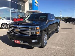 2015 Chevrolet Silverado 1500 High Country - ONE OWNER - SERVICE