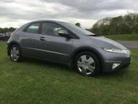HONDA CIVIC 1.4 HATCHBACK*NEW MODEL*FSH*LOW INS*MOT TO 13/6/19*INS GROUP 4E*focus,astra,corsa,vw,a3