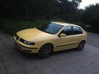 2002 seat Leon Cupra 1.8t