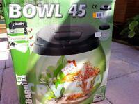 Bowl 45L Aquarium Set and Gravel Cleaner