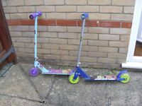 Boys scooters